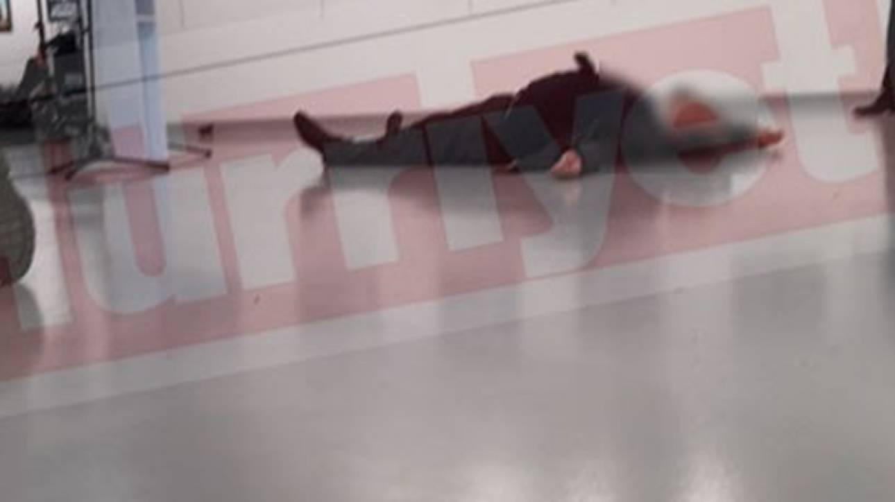 Πυροβολήθηκε Ρώσος πρέσβης στην Άγκυρα