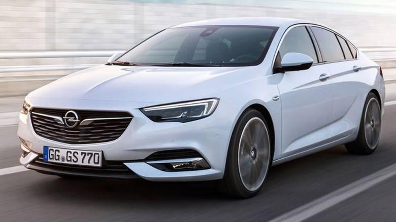Το καινούργιο Opel Insignia Grand Sport δεν θα έχει τετράθυρη έκδοση