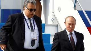 Δολοφονία πρέσβη Άγκυρα: Ποιος ήταν ο Αντρέι Καρλόφ