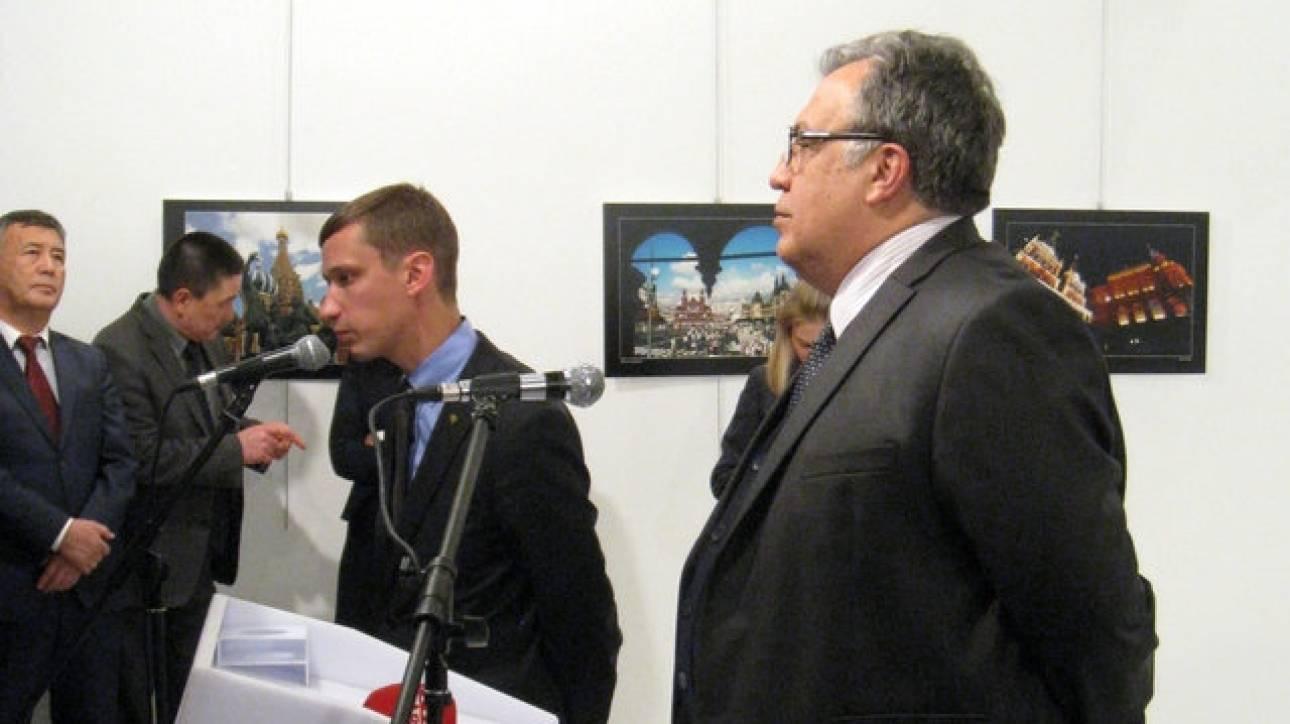 Δολοφονία πρέσβη Άγκυρα: Για απεχθές έγκλημα κάνει λόγο η Δαμασκός
