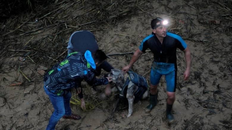 Τρεις νεκροί από καταρρακτώδεις βροχές στην Ισπανία