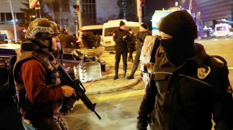 Τουρκία: Συνελήφθη άνδρας που πυροβόλησε έξω από την αμερικανική πρεσβεία