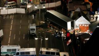 Αστυνομία Βερολίνου: Με πρόθεση έριξε το φορτηγό στο πλήθος ο οδηγός