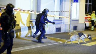 Νεκρός βρέθηκε ο δράστης της επίθεσης στη Ζυρίχη
