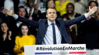 Γαλλία: Προβάδισμα-έκπληξη για τον Εμανουέλ Μακρόν