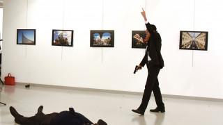 «Ήρωας» ο δολοφόνος του Ρώσου πρέσβη, λέει Ουκρανός εθνικιστής βουλευτής