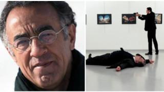 Συγκλονίζει ο φωτογράφος της δολοφονίας του Ρώσου πρέσβη