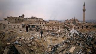 Η κυβέρνηση του Άσαντ καλεί τους τελευταίους να φύγουν από το Χαλέπι