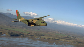 Πτήση τουρκικού κατασκοπευτικού πάνω από την Παναγιά Οινουσσών