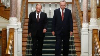 Ερντογάν: Η συνεργασία μας με τη Ρωσία θα συνεχιστεί