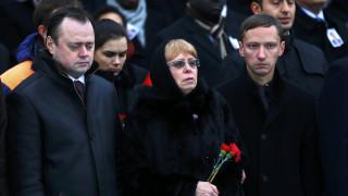 Σύζυγος Ρώσου πρέσβη: Δεν είχαμε σωματοφύλακες (pics)