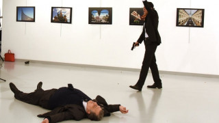 Νέο βίντεο-ντοκουμέντο από τη δολοφονία του Ρώσου πρέσβη
