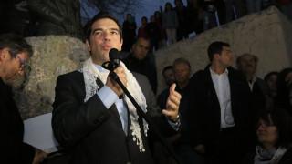 Δείτε live την ομιλία του Τσίπρα από την Κρήτη