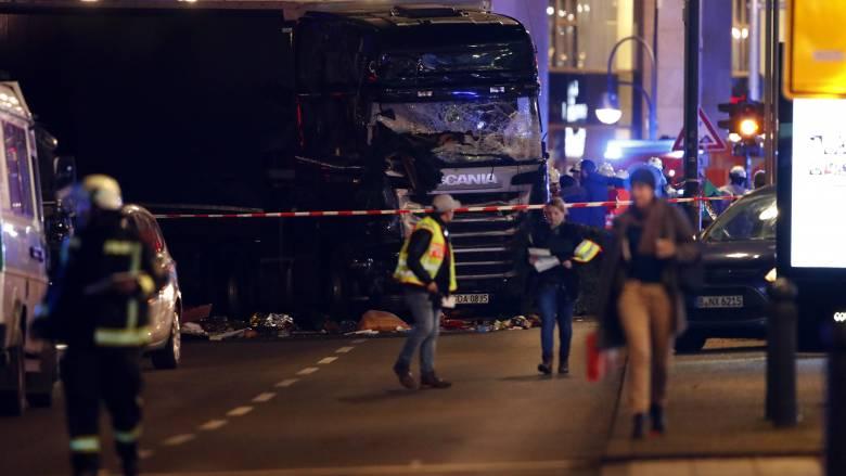 Επίθεση Βερολίνο: Το Ισλαμικό Κράτος ανέλαβε επίσημα την ευθύνη