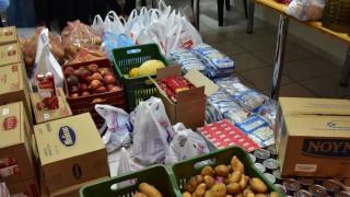 Λάρισα: Τρόφιμα σε 500 οικογένειες από το Κοινωνικό Παντοπωλείο