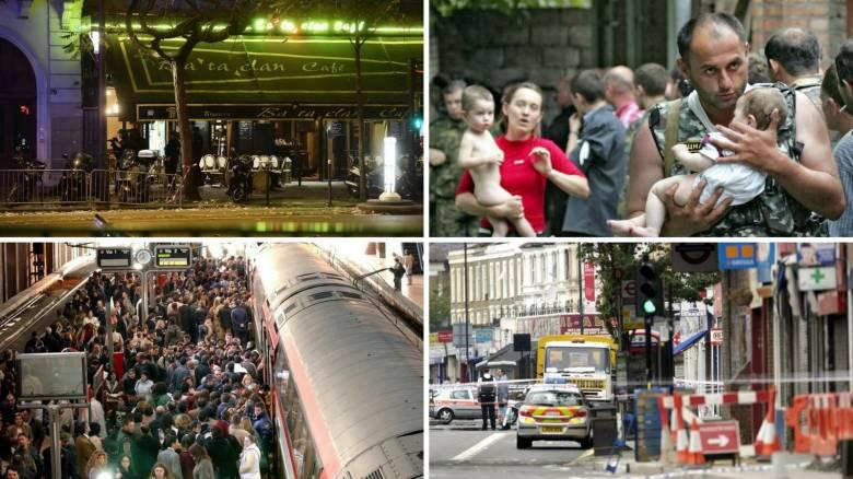 Πανεπιστήμιο Μέριλαντ: 10.537 νεκροί σε τρομοκρατικές ενέργειες στην Ευρώπη