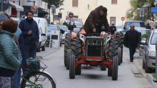 Θετικοί οι αγρότες στον διάλογο με την κυβέρνηση