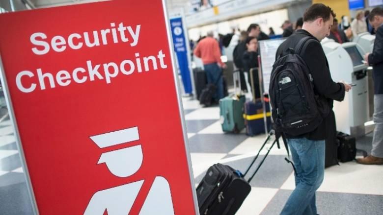 Συνεργάτιδα του CNNi καταγγέλλει ακραίο σωματικό έλεγχο στο αεροδρόμιο (vid)