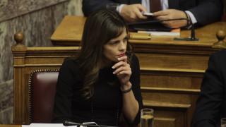 Ε. Αχτσιόγλου: Αν δεν ήμασταν εμείς οι συνταξιούχοι θα έπαιρναν μηδέν ευρώ