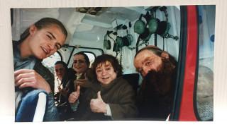 11 ανέκδοτες φωτογραφίες από τον Άρχοντα των Δαχτυλιδιών, 15 χρόνια μετά