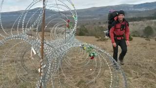 Στα βήματα των προσφύγων: Από την Ιορδανία στην Κροατία με τα πόδια