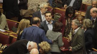 Τσίπρας στη Βουλή: «Δεν έχουμε χόμπι τις εκλογές»
