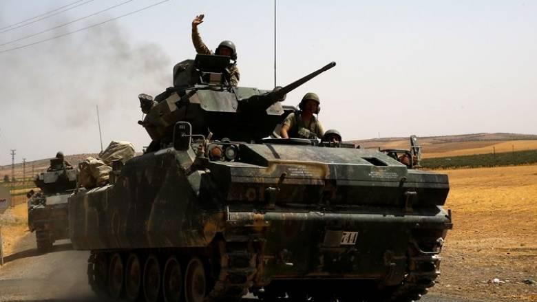 Συρία: 14 Τούρκοι και 138 τζιχαντιστές νεκροί σε σφοδρές συγκρούσεις