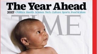 Προσφυγόπουλα που γεννήθηκαν στην Ελλάδα στο εξώφυλλο του TIME
