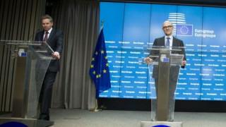 Κομισιόν σε ΔΝΤ: «Τις διαφορές μας να τις συζητούμε μεταξύ μας»