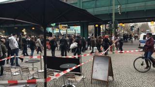 Συναγερμός στο Βερολίνο: Ύποπτο πακέτο σε εμπορικό κέντρο