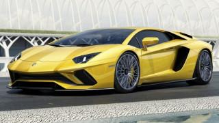 Η Lamborghini Aventador έχει πλέον ακόμα πιο εντυπωσιακή εμφάνιση και 740 άλογα