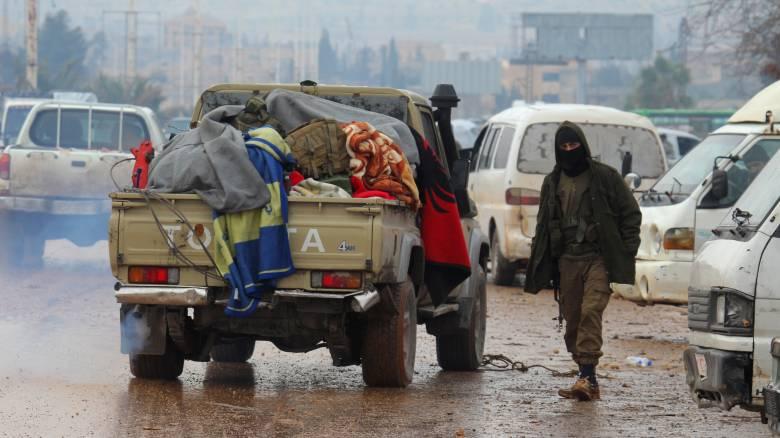 Συρία: 31 παρατηρητές του ΟΗΕ έχουν αναπτυχθεί στο ανατολικό Χαλέπι
