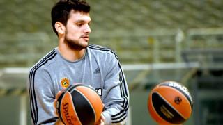 Euroleague: πρώτη προπόνηση με τον Παναθηναϊκό ο Τζεντίλε
