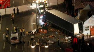 Βερολίνο: Συγκλονιστικό βίντεο από τη στιγμή της επίθεσης