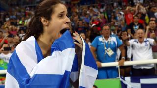 Το βίντεο με τις επιτυχίες του ελληνικού στίβου το 2016