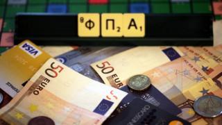 Το 31,47% των φορολογικών εσόδων προέρχονται από το ΦΠΑ