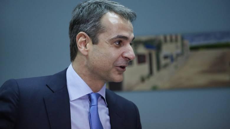Κ. Μητσοτάκης: Πρωινή εξόρμηση στο αμαξοστάσιο απορριματοφόρων του Δήμου Αθηναίων