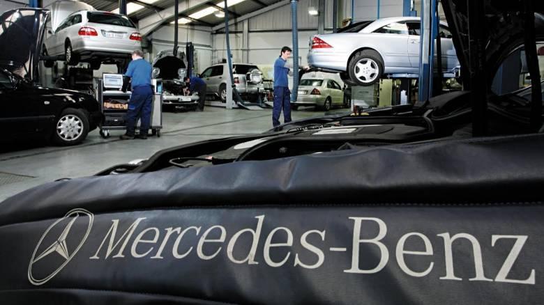 Mercedes-Benz: Αυτή είναι η πιο ανταγωνιστική τιμή στο service