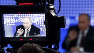 Βλ. Πούτιν: Επιθυμώ συνεργασία με τον Ντόναλντ Τραμπ