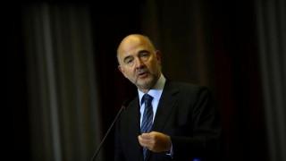 Έκκληση του Πιέρ Μοσκοβισί για ανάπτυξη στην Ευρωζώνη