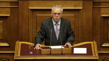 Γ. Δραγασάκης: Είμαστε σημείο αναφοράς για την Ευρώπη