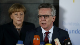 Τόμας ντε Μεζιέρ: Παραμένει σε υψηλό επίπεδο η τρομοκρατική απειλή