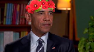 Λίαμ Νίσον, Μπαράκ Ομπάμα & άλλοι. O Stephen Colbert αποχαιρετά το 2016