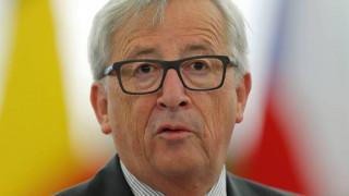 Ζ.Κ. Γιούνκερ: Να μην κλείσουν τα σύνορα για πρόσφυγες και μετανάστες