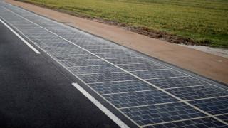 Ο πρώτος δρόμος φωτοβολταϊκών στον κόσμο βρίσκεται στη Γαλλία (pics)