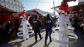 Γαλλία: Η τρομοκρατική απειλή παραμένει υψηλή ενόψει Χριστουγέννων