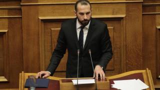 Δ. Τζανακόπουλος: Παράλογη η απαίτηση για νέα μέτρα