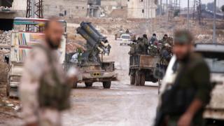 Συρία: Συγκρούσεις στην Αλ Μπαμπ – 68 στρατιώτες του ISIS νεκροί