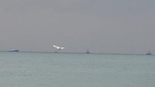 Συντριβή Ρωσικού αεροσκάφους: Βίντεο από τις πρώτες έρευνες