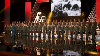 Συντριβή ρωσικού αεροσκάφους: Όταν η χορωδία Alexandrov τραγουδούσε Μίκη Θεοδωράκη (vid)
